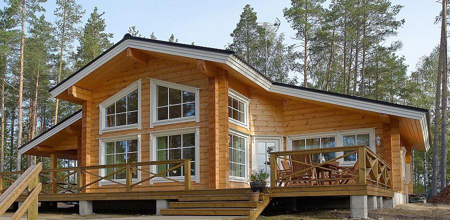 Выбираем экологически чистый материал для строительства дома